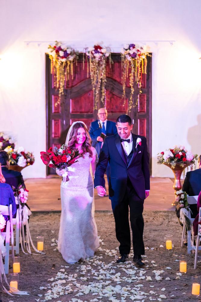 El Paso Wedding Photography - Los Portales