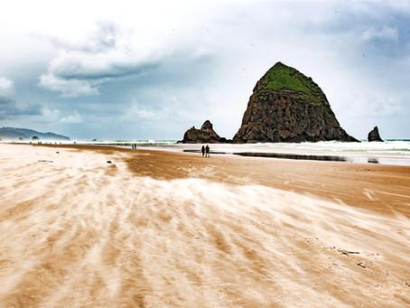 US Pacific Coast - passaggio in Oregon