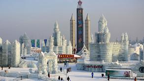 CINA: il regno di ghiaccio di Harbin