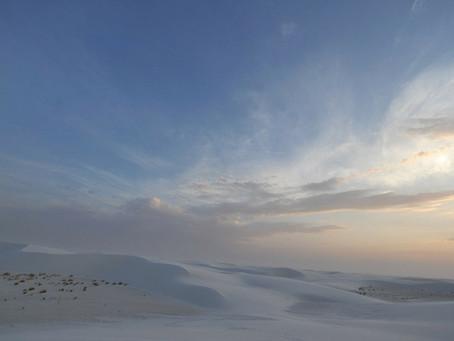 """STATI UNITI: nasce il """"White Sands"""", il 62esimo Parco Nazionale"""