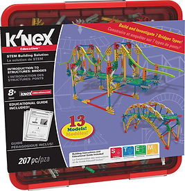 K'NEX Education – Intro to Structures: Bridges Set