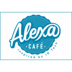Alexa Cafe - All Girls Summer Tech Camp