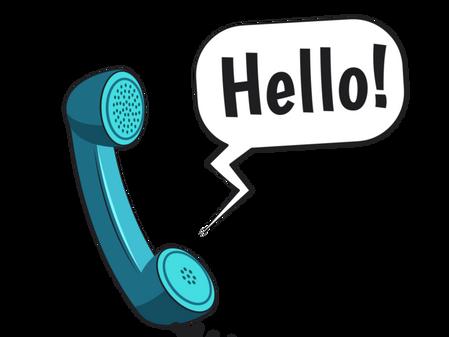 CALL - CALL - CALL