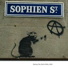 Banksy Berlin