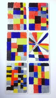Mondrian Puzzle 1