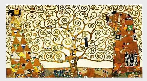 G.Klimt Tree of life