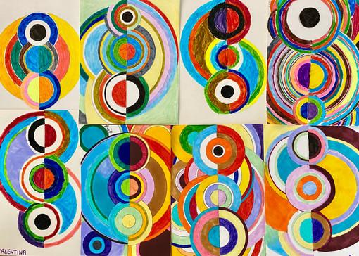 Workshop Sonia Delaunay