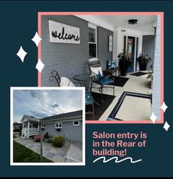 Salon Entry