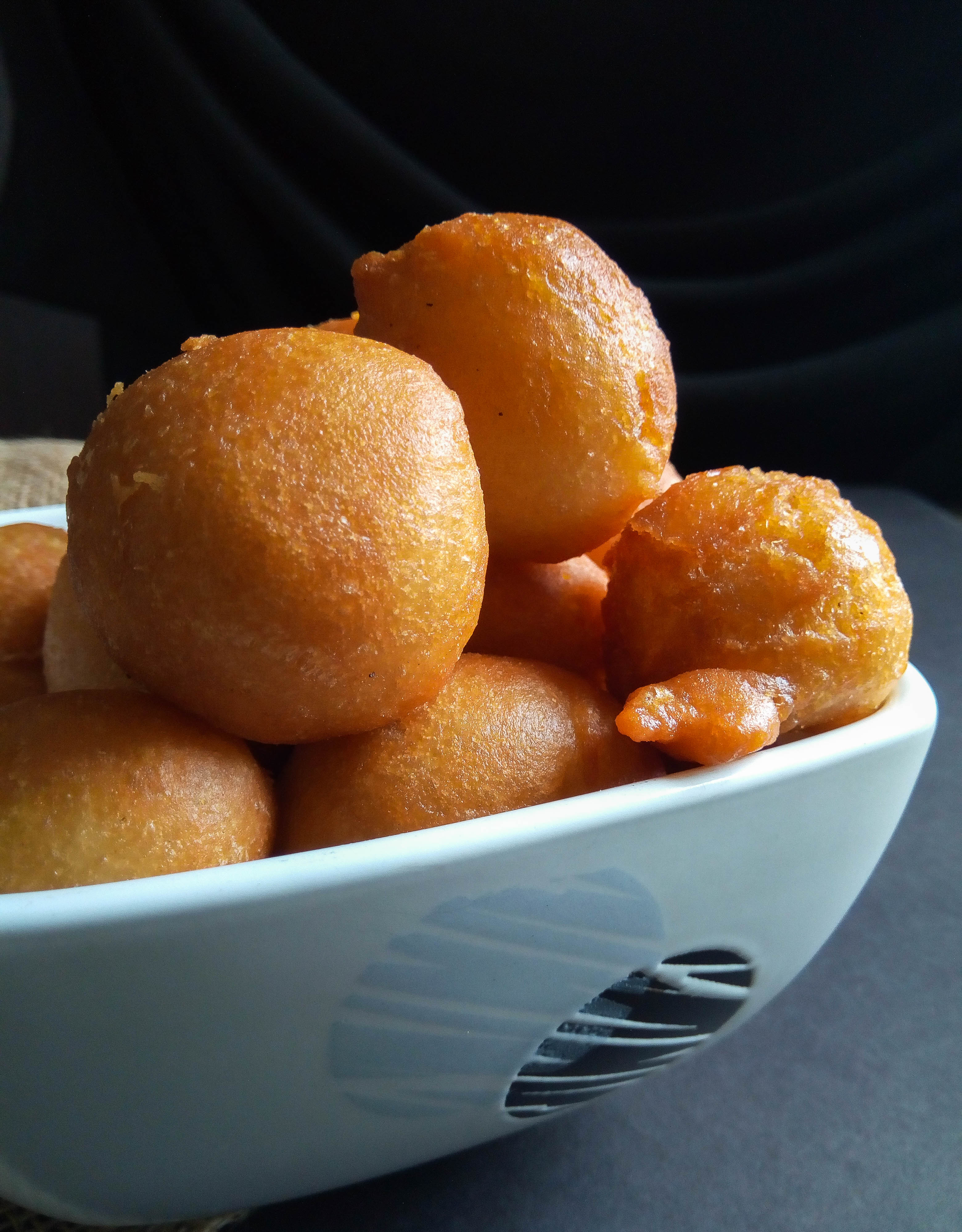 African Donut holes (Puff Puff)
