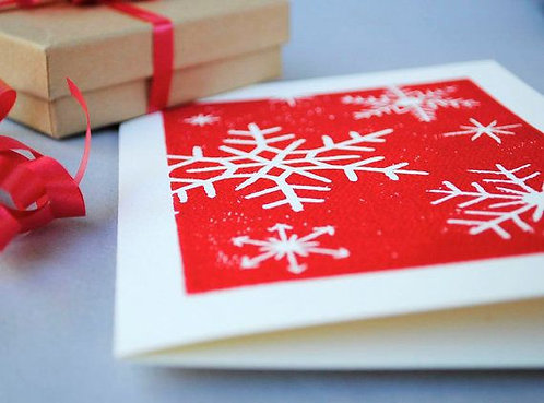 HOLIDAY GIFT MAKING - CUSTOM STAMPS
