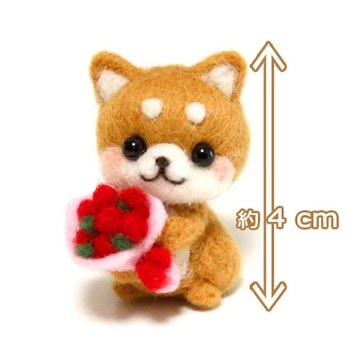Fox With Roses