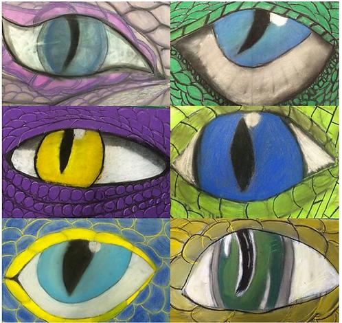 Dragon Eyes - June 1