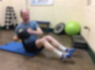 personal training client absolute person