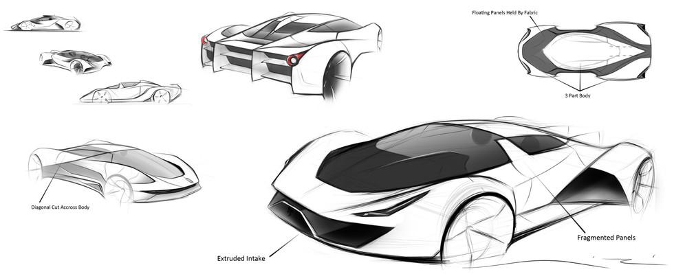 Adriano Raeli F80 Concept