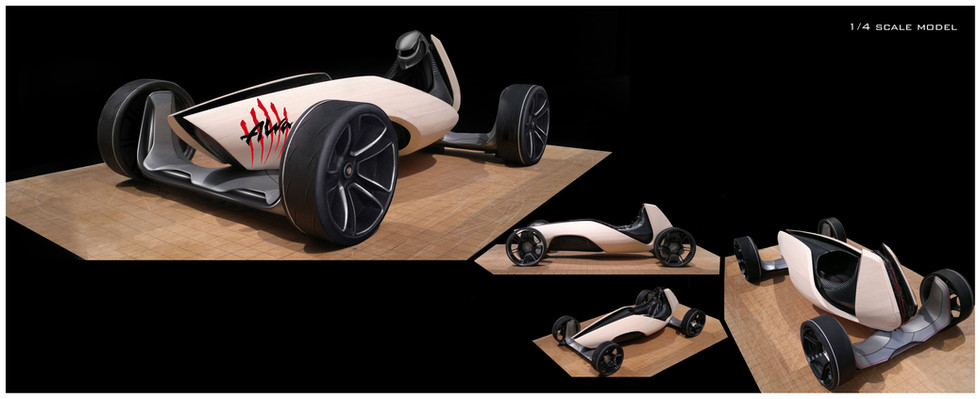 ALVA Roadboard Concept