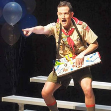 Jonathan as Chip Tolentino in The 25th Annual Putnam County Spelling Bee
