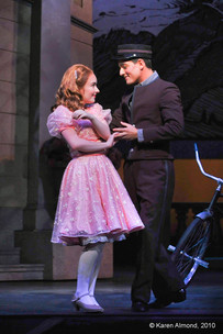 Jonathan as Rolf in The Sound of Music