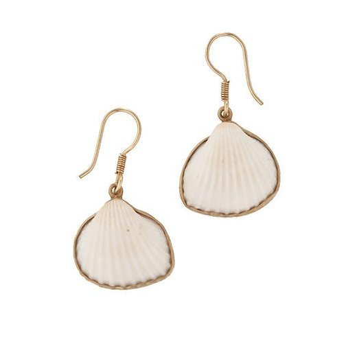 ALCHEMIA ARK SHELL EARRINGS