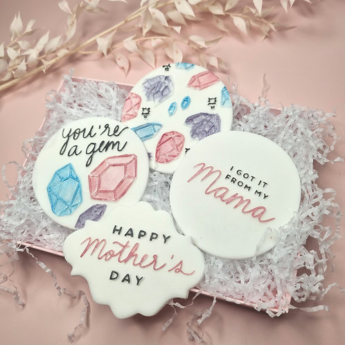 Mothers Day Biscuit Box