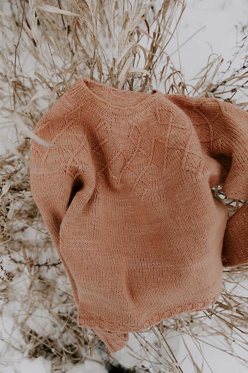 Winter Trellis