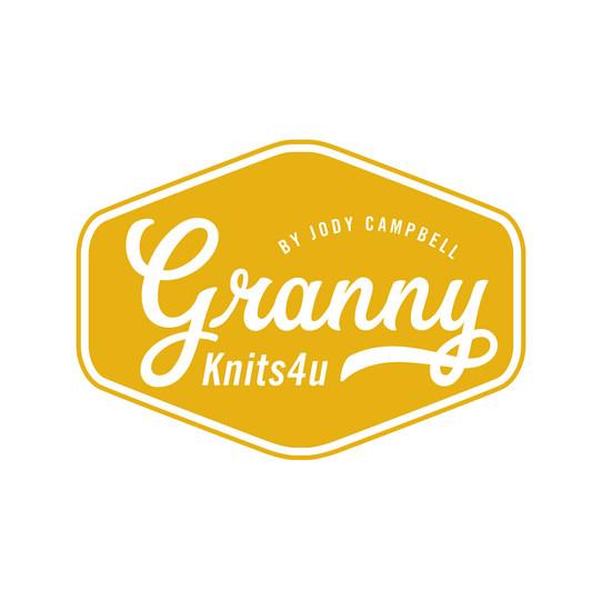 GrannyKnits For You Logo