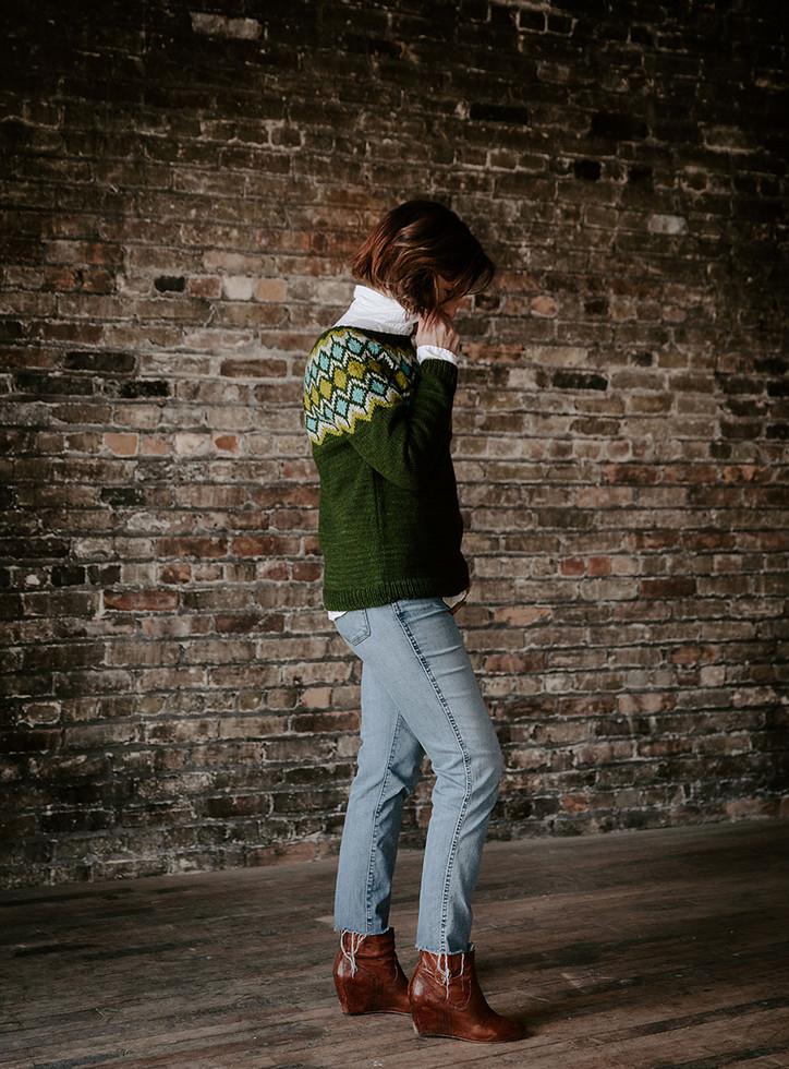 Sugarplum Sweater