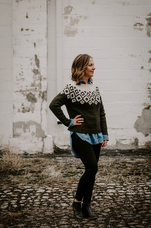 Wixom Sweater