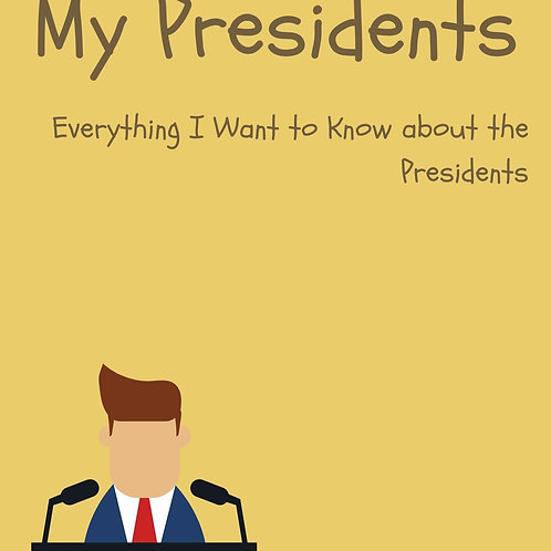 Downloadable Book - My Presidents