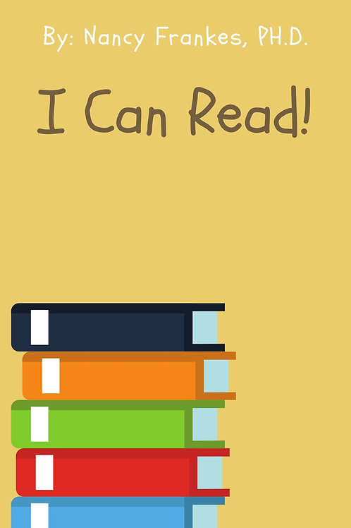 Downloadable Book - I Can Read!