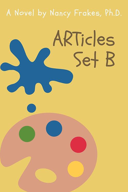 Downloadable Book - ARTicles Set B