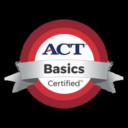 ACT Badge