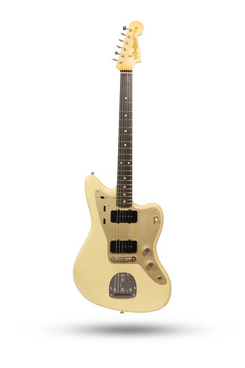 Used 2016 Fender Custom Shop '58 Jazzmaster Closet Classic Desert Sand