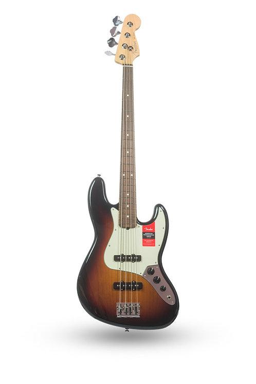New Fender American Professional Jazz Bass