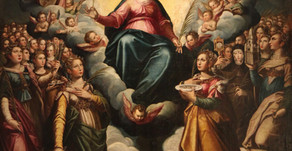 O refúgio da Mãe é acalento dos pecadores