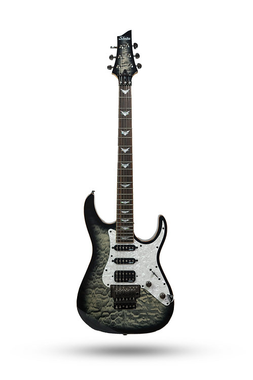 Used Schecter Banshee-6 FR Extreme