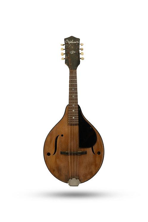 1950's Orpheum Mandolin Natural
