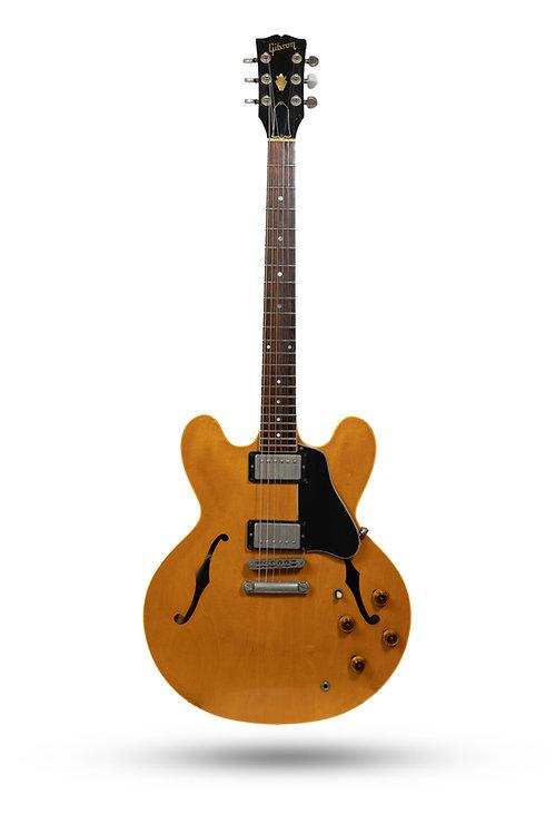 1983 Gibson ES-335 Heritage Dot Neck Blond