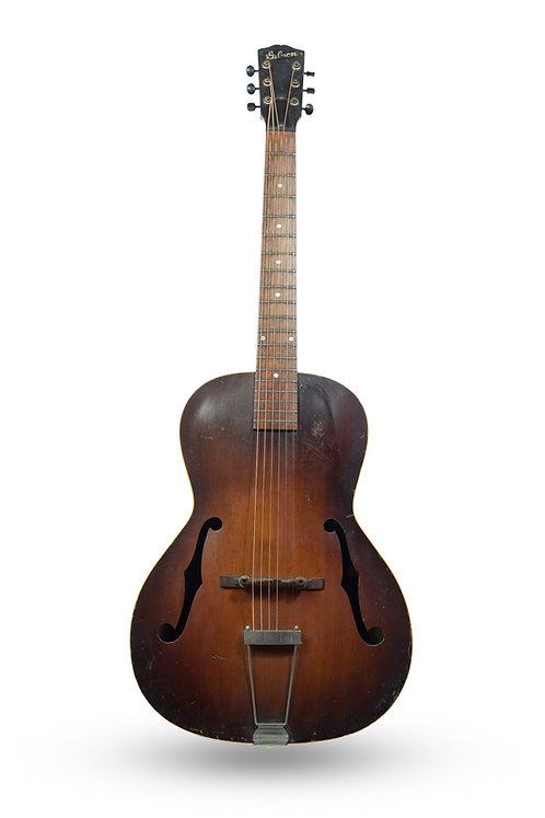 1930's Gibson L-50 Archtop Maple Sunburst