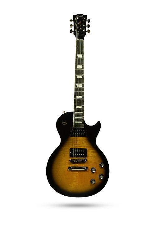 Used 2018 Gibson USA Les Paul Signature Player Sunburst