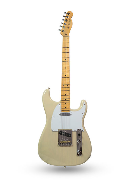 New 2018 Fender Parallel Universe Whiteguard Strat