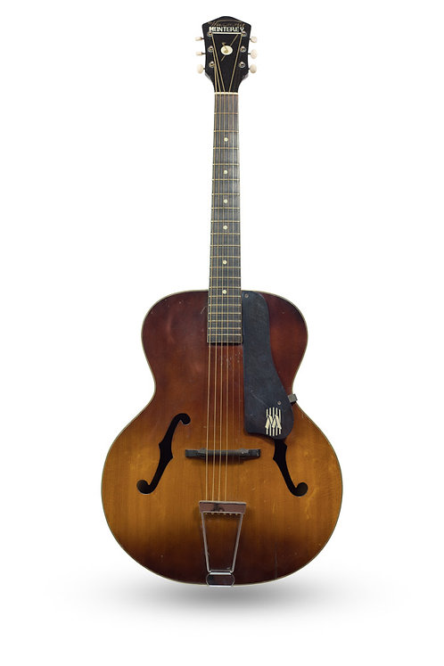 1960's Harmony H1325 Monterey Archtop
