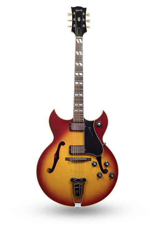 1968 Gibson Barney Kessel Sunburst