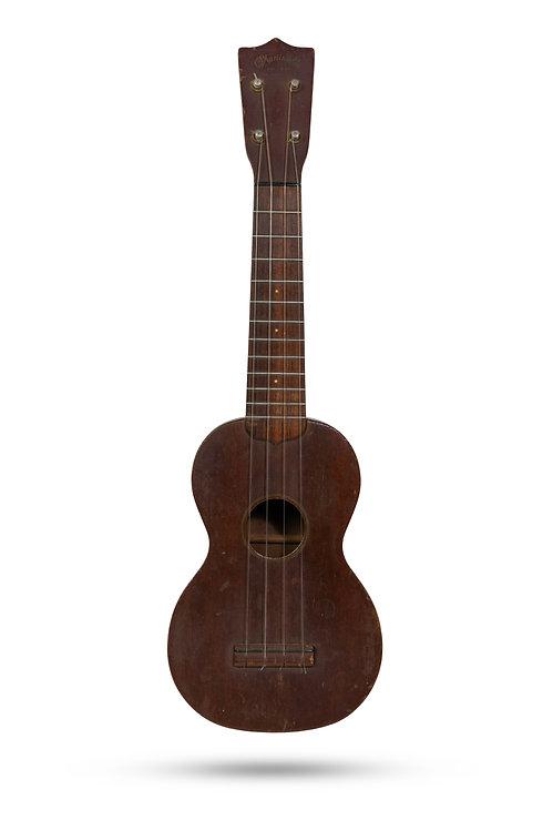 1950's Martin Style O Soprano Ukulele