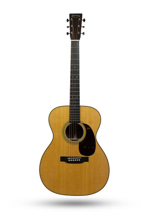 New Martin 000-28 Herringbone