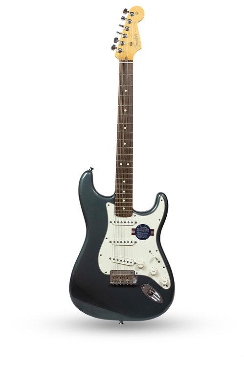 New 2012 Fender American Standard Stratocaster Gun Metal Grey