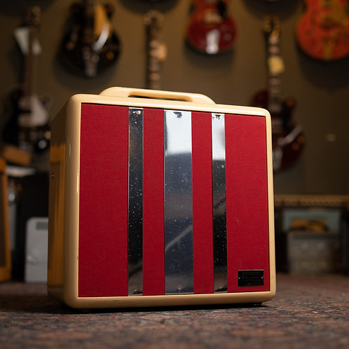 "New 2006 Fender 60th Anniversary Pro Junior ""Woody"" 1x10"""
