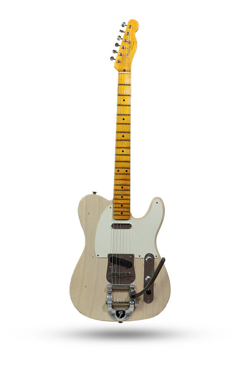 New 2018 Fender Custom Shop LTD Twisted Tele Journeyman Relic Blond