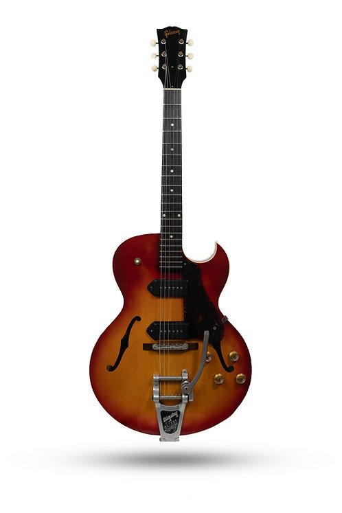 1962 Gibson ES-125TDC Cherry Sunburst