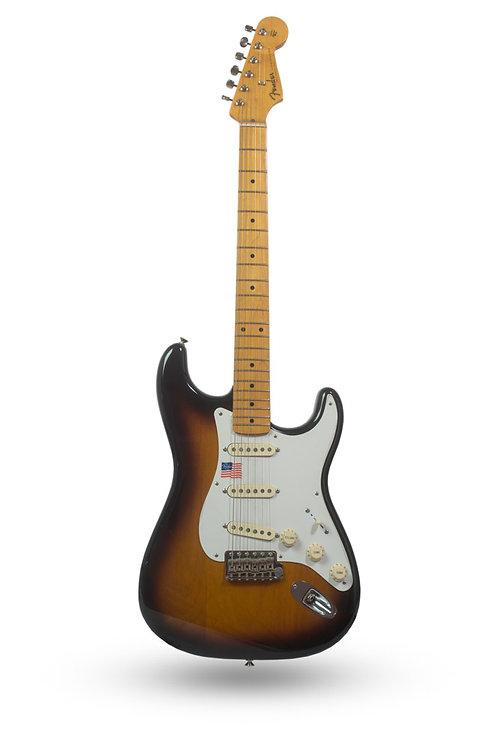 New Fender American Vintage '57 Stratocaster Sunburst