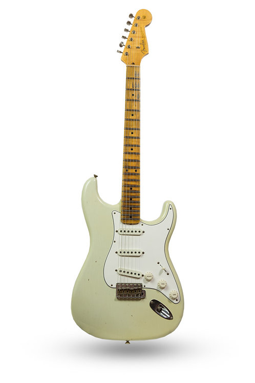 New 2018 Fender Custom Shop Limited Edition Tomatillo Stratocaster